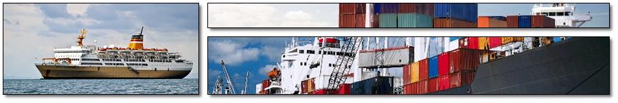 pengiriman laut
