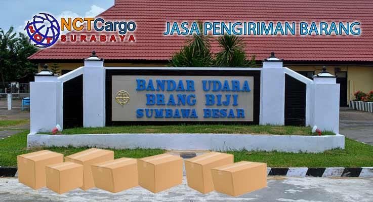 jasa pengiriman barang surabaya sumbawa besar