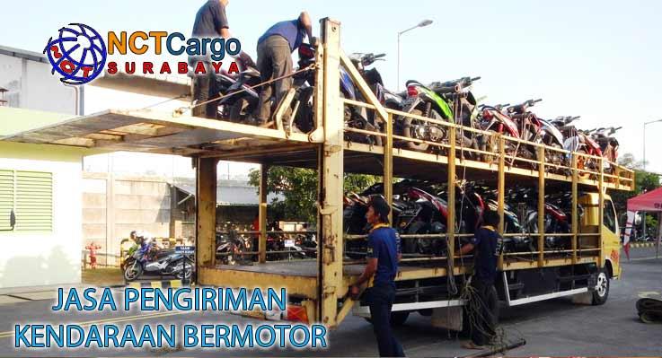 Jasa Kirim Mobil Dan Motor Via Cargo