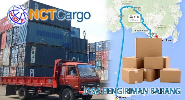 jasa pengiriman barang Surabaya Asam Asam
