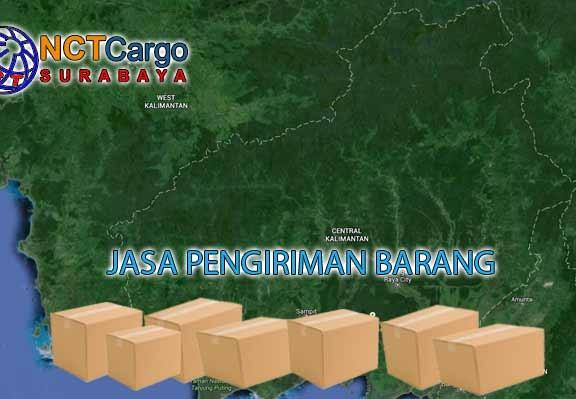 jasa pengiriman barang surabaya pulau pisang