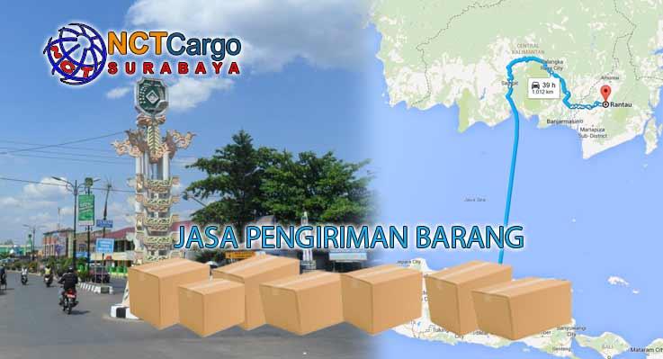 Jasa Pengiriman Barang Surabaya Rantau