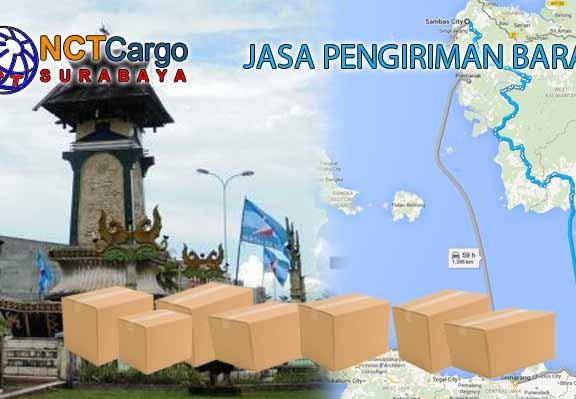Jasa Pengiriman Barang Surabaya Sambas