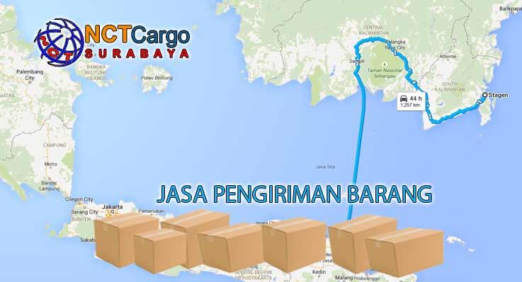 Jasa Pengiriman Barang Surabaya Stagen