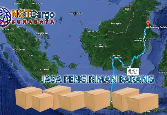 Jasa Pengiriman Barang Surabaya Tanjung Redeb