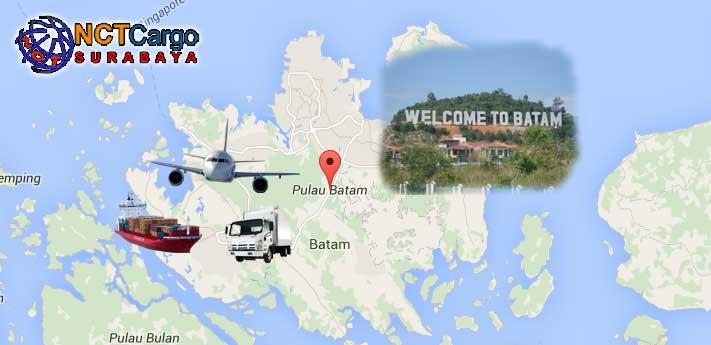Jasa Pengiriman Barang Surabaya Batam