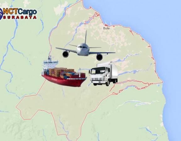 jasa pengiriman barang Surabaya Bula