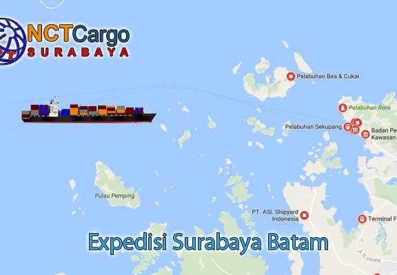 Expedisi Surabaya Batam