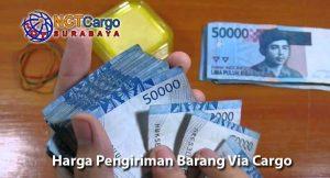 Harga Pengiriman Barang Via Cargo
