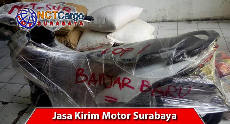 Jasa Kirim Motor Surabaya