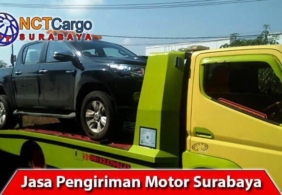 Jasa Pengiriman Motor Surabaya