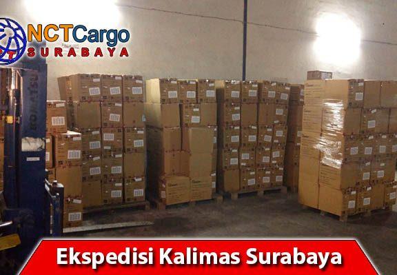 Ekspedisi Kalimas Surabaya
