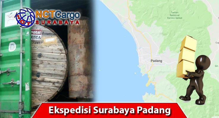Ekspedisi Surabaya Padang