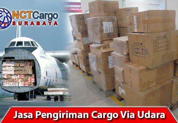 Jasa Pengiriman Cargo Via Udara