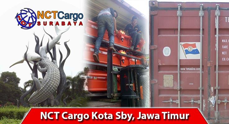 NCT Cargo Kota Sby, Jawa Timur