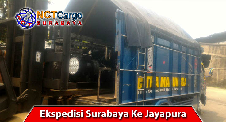 Jasa Pengiriman Barang Surabaya ke Jayapura Papua