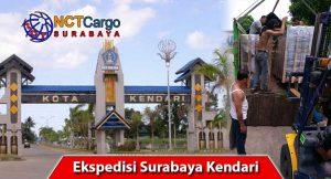ekspedisi surabaya-kendari