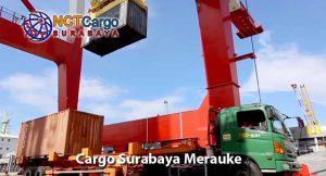 Cargo Surabaya Merauke Tarif Murah Dari NCT