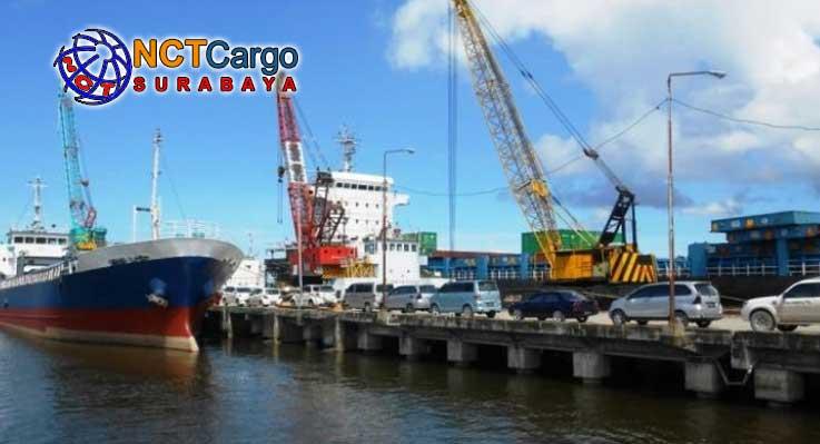 jasa pengiriman barang Surabaya ke Timika