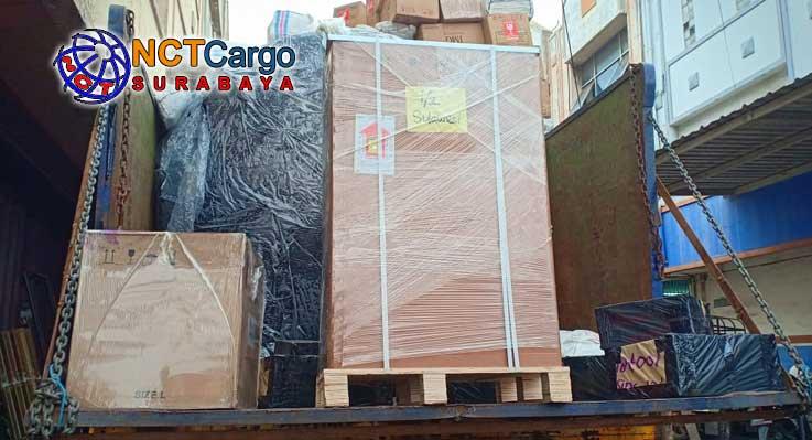 cargo surabaya termurah