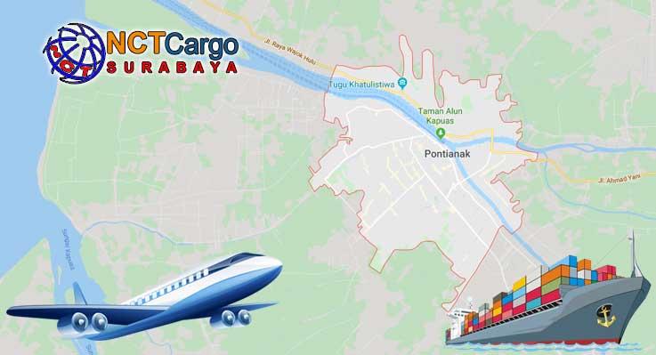 Cargo Surabaya Pontianak