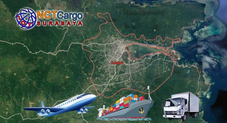 Ekspedisi Surabaya Kendari Via Laut