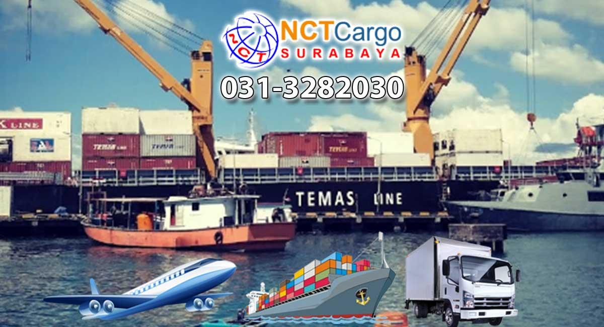 jasa pengiriman barang Surabayake Dobo
