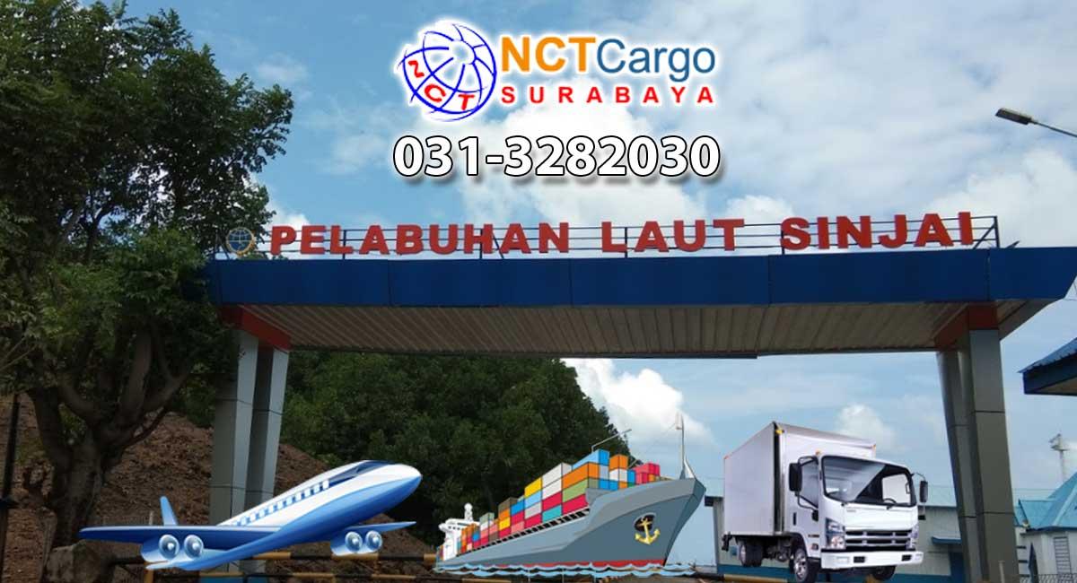 jasa pengiriman barang Surabayake Sinjai
