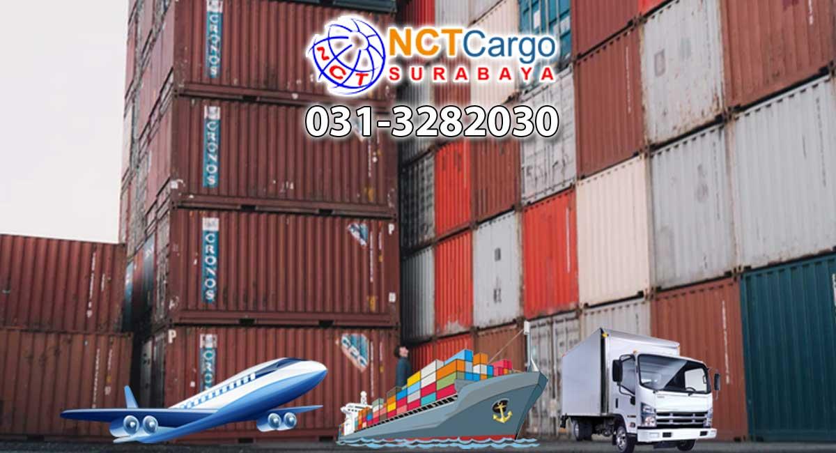 jasa pengiriman barang Surabaya ke Tehoru