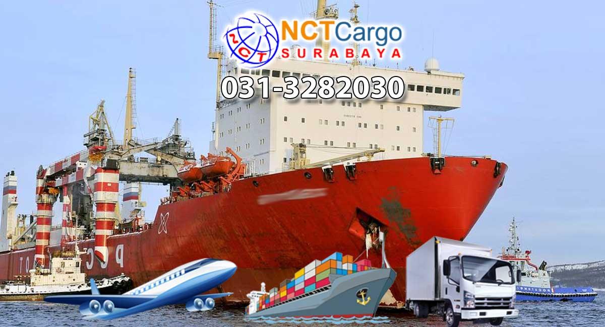 jasa pengiriman barang Surabaya ke Tobelo