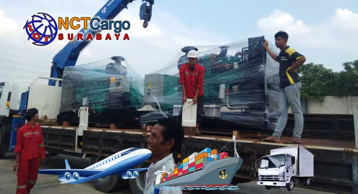 Kirim Cargo Surabaya