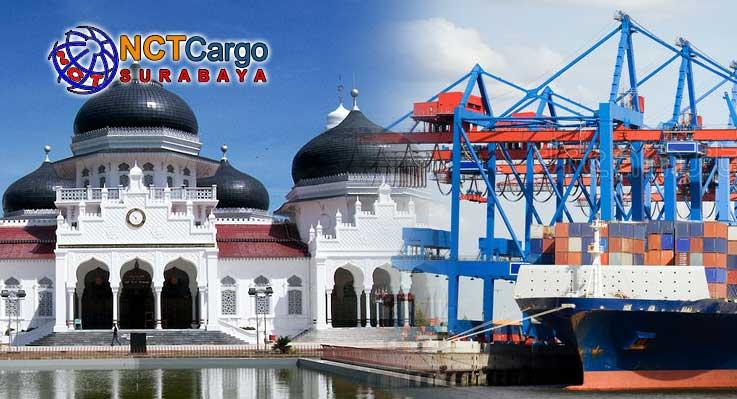 Jasa Ekspedisi Pengiriman Barang Dari Surabaya Ke Aceh