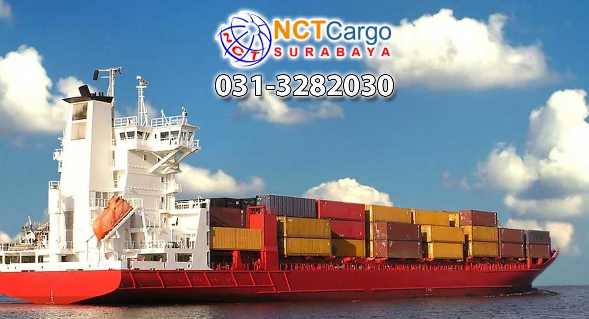 jasa pengiriman barang Surabaya ke Amahai