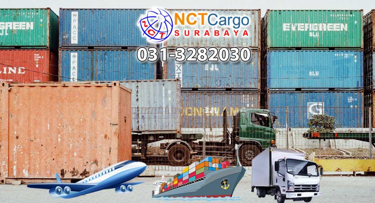 jasa pengiriman barang Surabaya ke Bengkayang