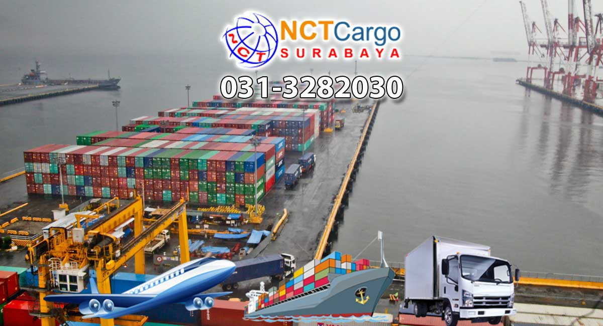 jasa pengiriman barang Surabaya ke Bula
