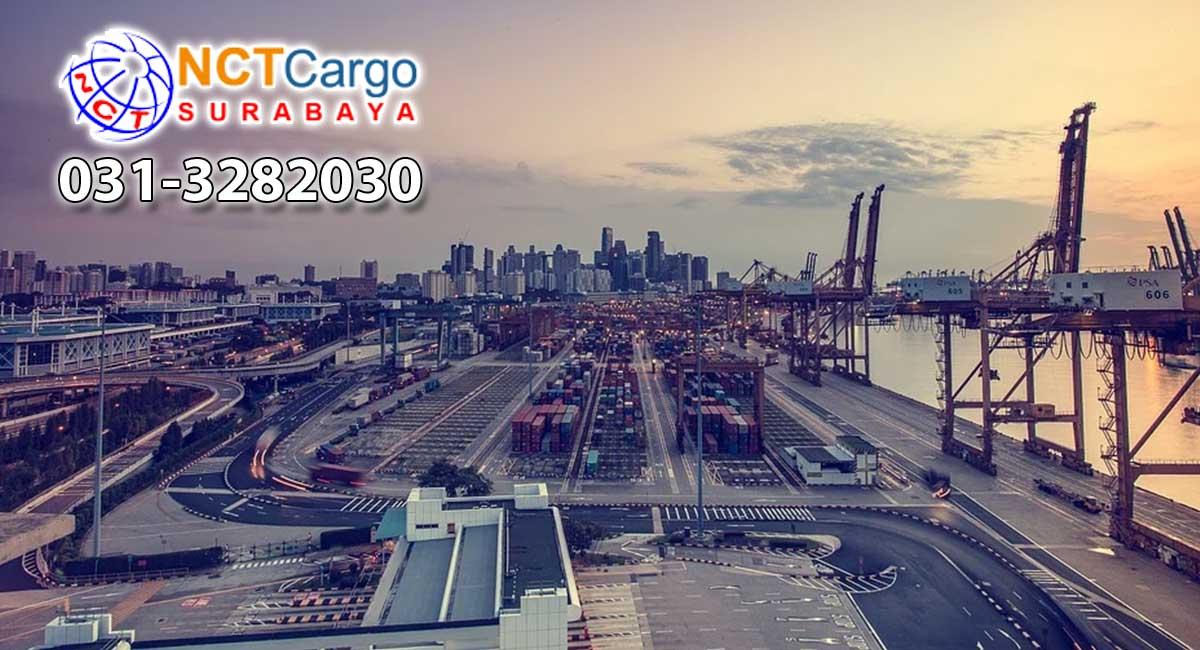 jasa pengiriman barang Surabaya ke Kurau