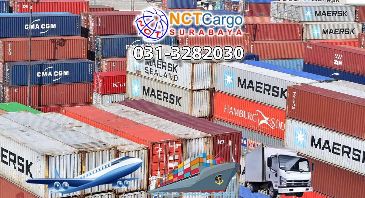 jasa pengiriman barang Surabaya ke Namrole