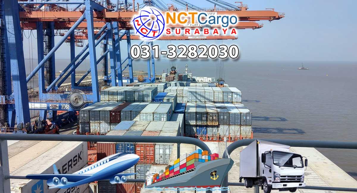 jasa pengiriman barang Surabaya ke Palangkaraya