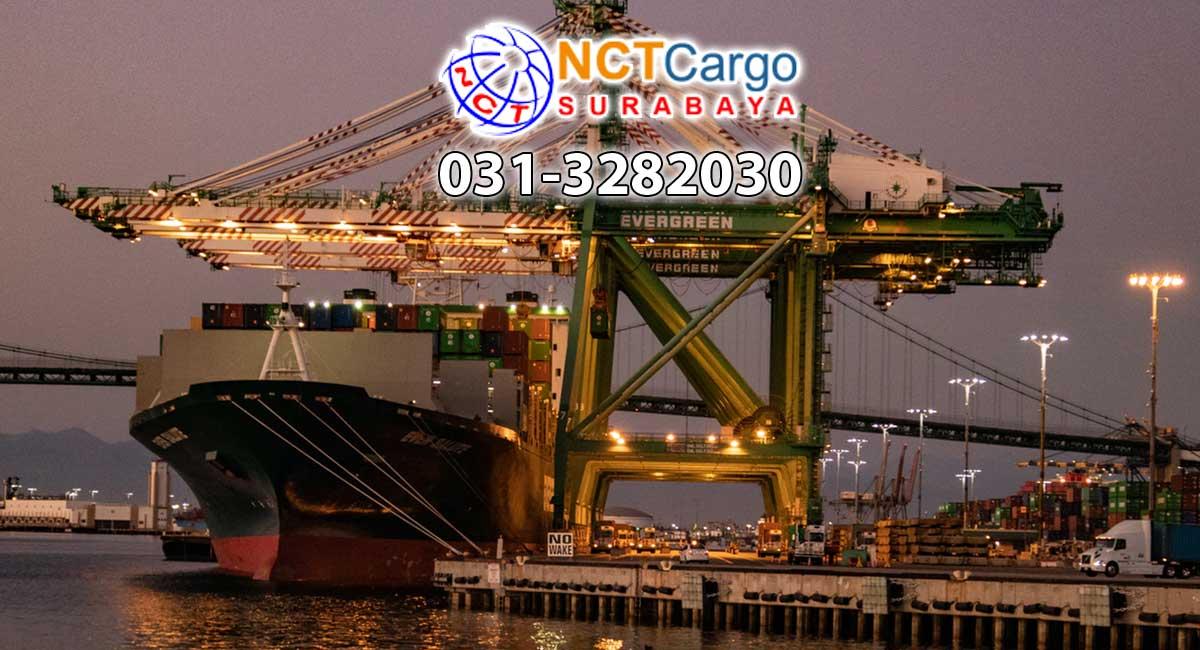 jasa pengiriman barang Surabaya ke Sanggau