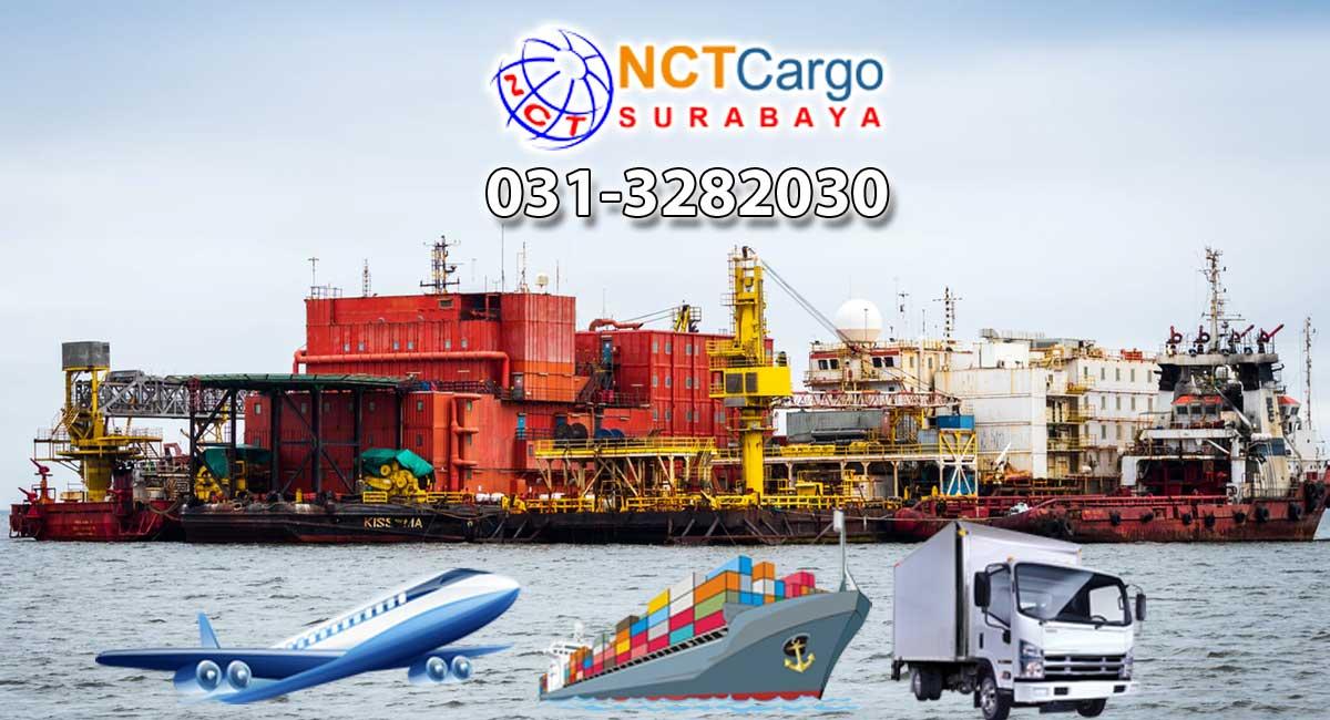 jasa pengiriman barang Surabaya ke Tamiang Layang