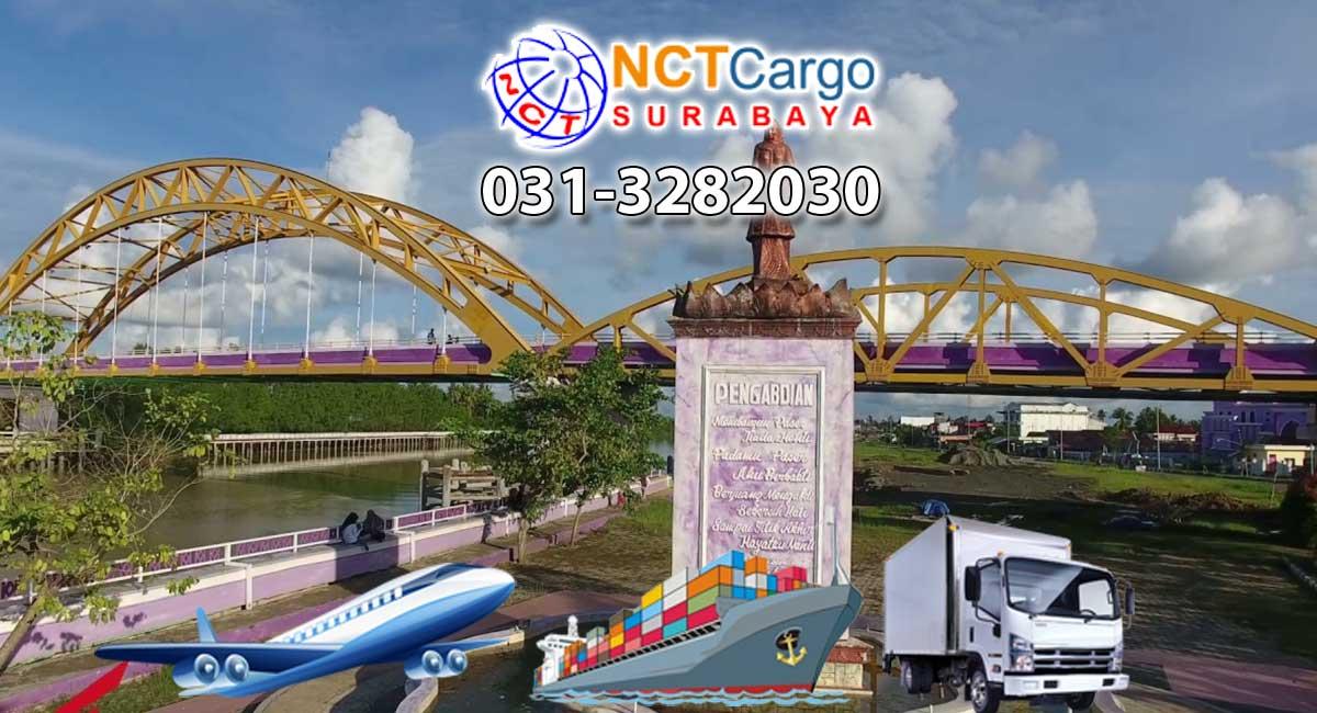 jasa pengiriman barang Surabaya ke Tanah Grogot