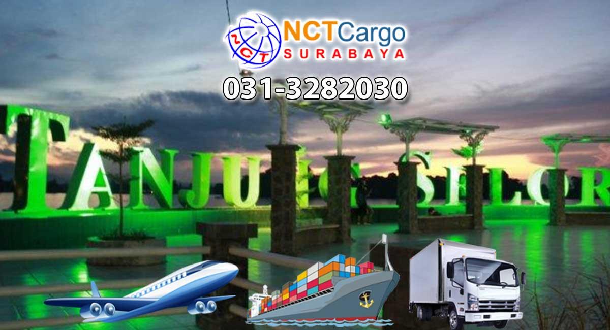 jasa pengiriman barang Surabaya ke Tanjung Selor