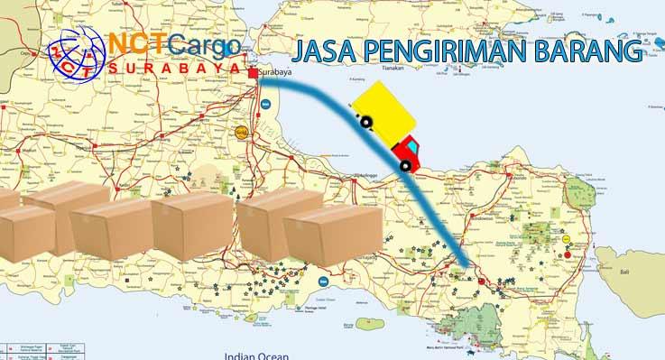 Kirim Barang Melalui Jasa Pengiriman Surabaya Jember