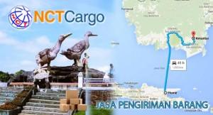 jasa pengiriman barang Surabaya Amuntai