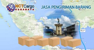 Jasa Pengiriman Barang Surabaya Nanga Pinoh