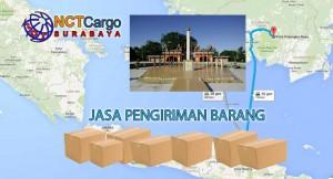 Jasa Pengiriman Barang Surabaya Palangkaraya