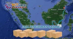 Jasa Pengiriman Barang Surabaya Tanjung Selor
