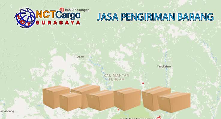 Jasa Pengiriman Barang Surabaya Ke Kasongan