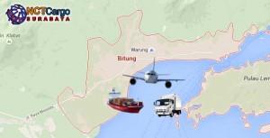 Jasa Pengiriman Barang Surabaya Bitung