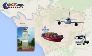 jasa pengiriman barang Surabaya Merauke